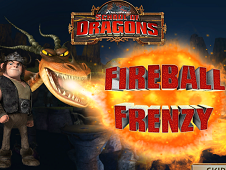 School of Dragons Fireball Frenzy