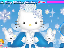 Hello Kitty Hidden Numbers