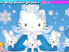 Hello Kitty Hidden Numbers