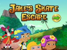 Jake's Skate Escape