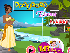 Pregnant Tiana Accident Care