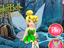 Tinkerbell Forest Storm