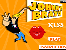 Johnny Bravo Kiss