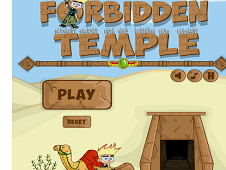 Johnny Test Forbidden Temple