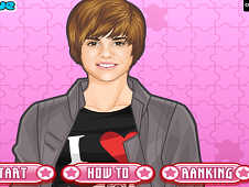 Justin Bieber Puzzle Set Gallery