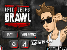 Justin Bieber Epic Celeb Brawl