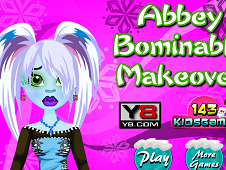 Abbey Bominable Makeover
