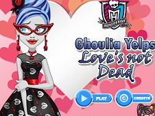 Ghoulia Yelps Love's Not Dead