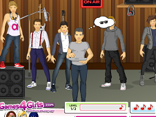 One Direction Crazy Dancer