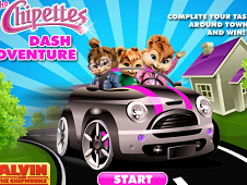 The Chippets Dash Adventure