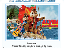 The Chipmunks Rotate Puzzle