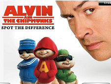 Alvin and the Chipmunks Spot the Differences