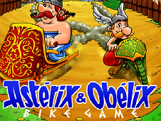 Asterix and Obelix Race