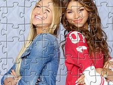 Puzzle with KC Undercover