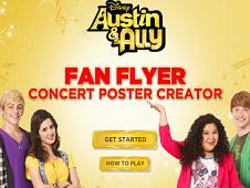 Fan Flyer Concert Poster Creator