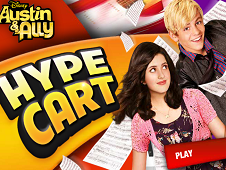 Austin and Ally Hype Cart