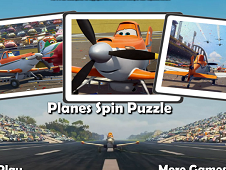 Planes Spin Puzzle