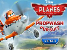 Planes Propwash Pursuit