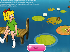 Bibi Blocksberg Pond Jump