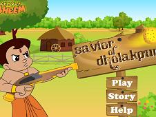 Chhota Bheem Saviour of Dholokpur