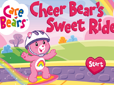 Cheer Bear's Sweet Ride