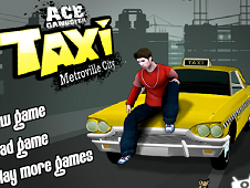 Ace Gangster Metroville Taxi