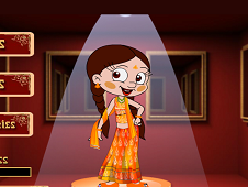 Chhota Bheem Indian Dress Up Competition