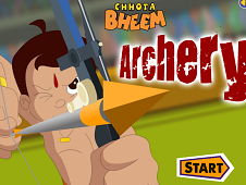 Chhota Bheem Archery
