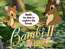 Bambi Forrest Friends