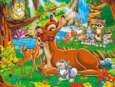 Sort my Tiles Bambi