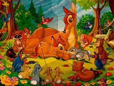 Bambi Puzzle Mania