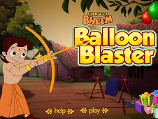 Chhota Bheem Balloon Blaster
