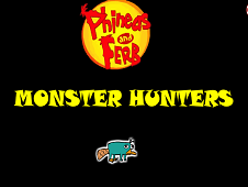 Phineas and Ferb Monster Hunters