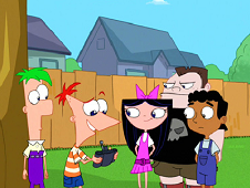 Phineas, Ferb and Friends