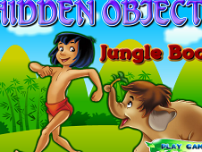 Hidden Objects Jungle Book