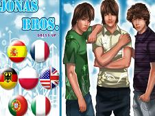 Jonas Bros Dress Up