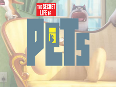 The Secret Life of Pets Puzzle