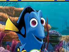 Finding Dory Hidden Numbers