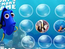 Dory's Memory Game