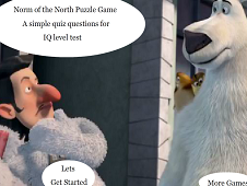Norm of the North Quiz 2