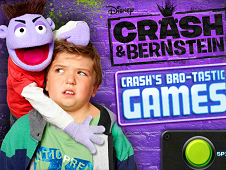 Crash's Bro Tastic Games