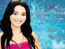 Vanessa Hudgens Makeover