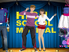 High School Musical Dress Up