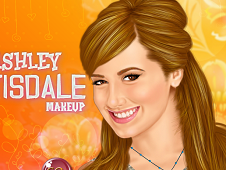 Ashley Tisdale Make Up