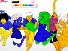 High School Musical Coloring