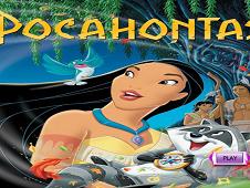 Pocahontas Hidden Raccons
