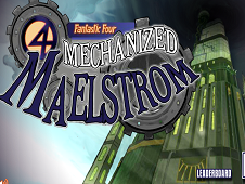 Fantastic Four Mechanized Maelstrom
