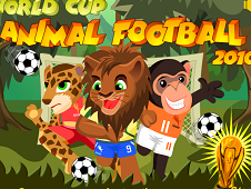 World Cup Animal Football