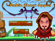 Robin Shoots Apple