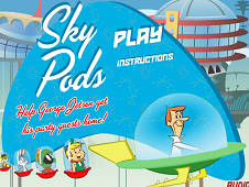 The Jetsons Sky Pads